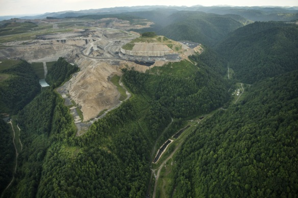 West Virginia Mountaintop Removal: How Coal Mines Have Changed The Appalachian Way Of Life (PHOTOS)