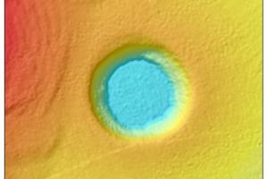 Crazy crater